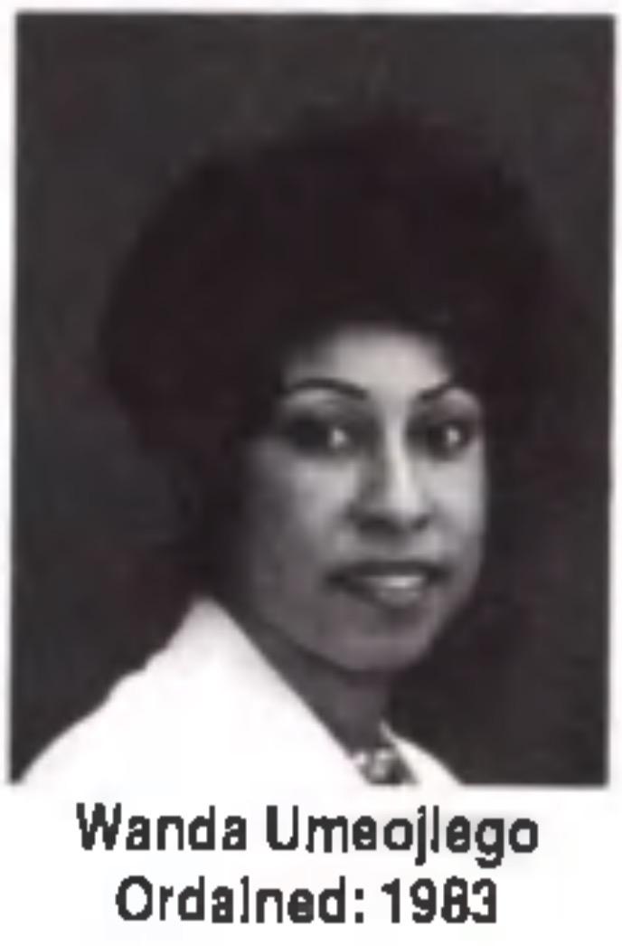 Wanda Umeojiego Unity Minister