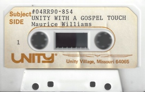 Cassette Unity With a Gospel Touch
