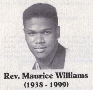 Maurice Williams Unity Minister