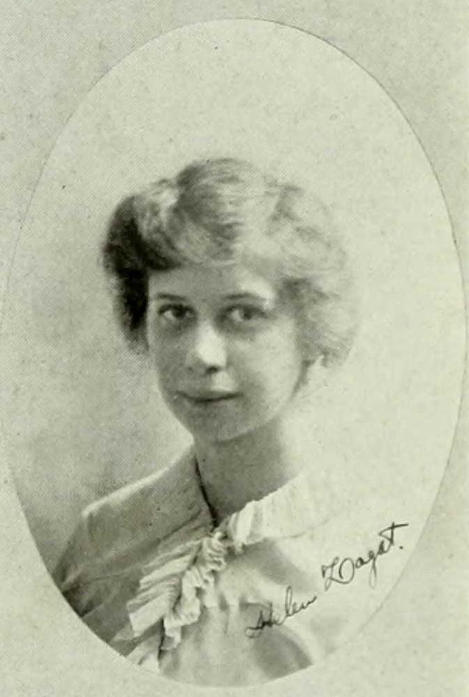 Helen Zagat Unity Minister