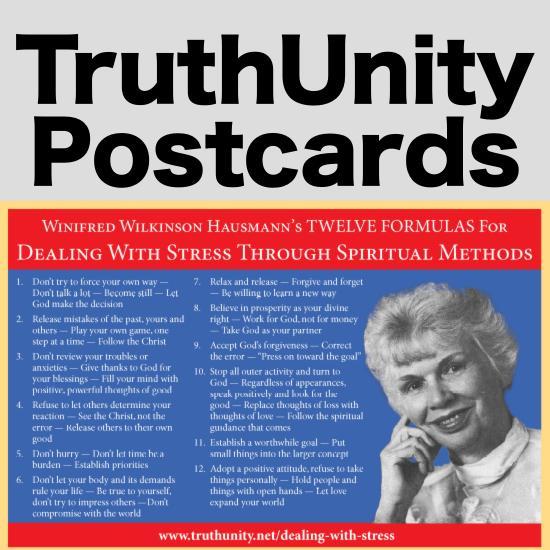 TruthUnity Postcards