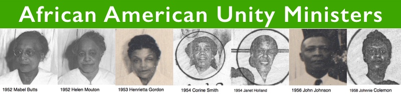 African Americans Ordained in Unity