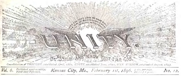 Header for 1896 February 01 Unity Magazine