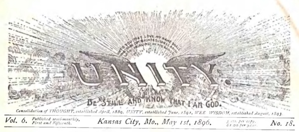 Header for 1896 May 01 Unity Magazine
