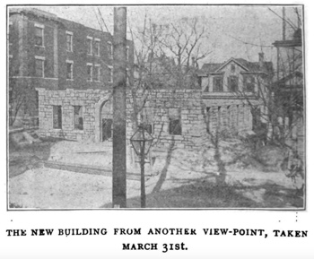 Class Thought in 1906 April Unity Magazine