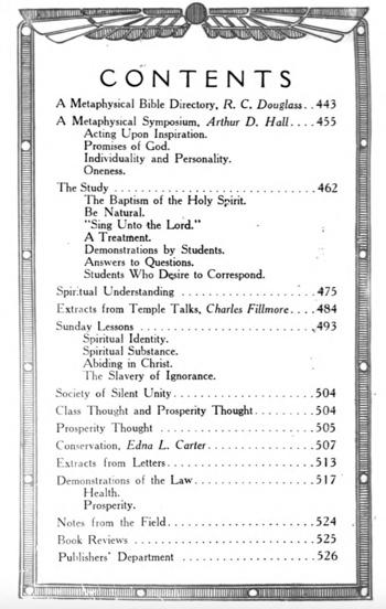 1913 June issue of Unity Magazine