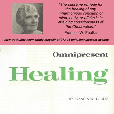 Omnipresent Healing