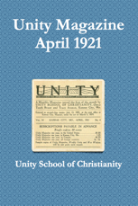 Unity Magazine April 1921