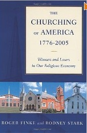 The Churching of America 1776-2005