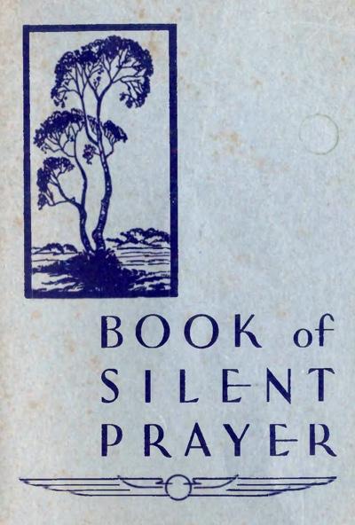 Book of Silent Prayer