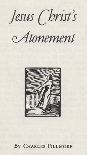 Jesus Christ's Atonement Cover