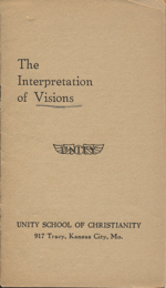 Charles Fillmore - The Interpretation of Visions
