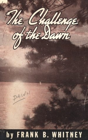 THE CHALLENGE OF THE DAWN Cover