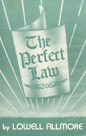 THE PERFECT LAW Cover