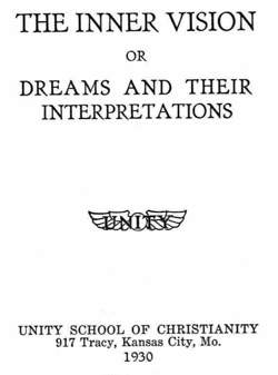 The Inner Vision or Dreams and Their Interpretations