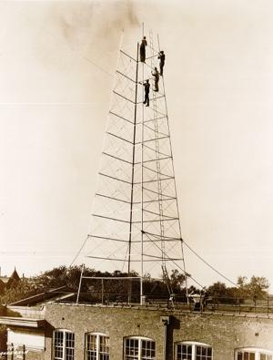 WOQ Radio Tower