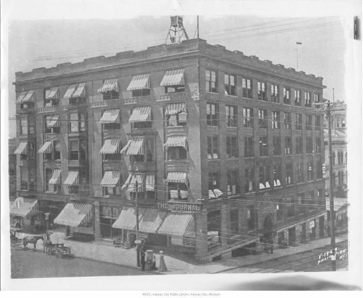Journal Building in Kansas City
