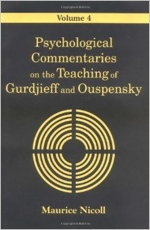 Maurice Nicoll Psychological Commentaries book cover