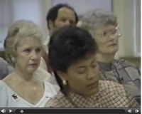 Audience from Words of Jesus lectures in 1986 at Unity School for Religious Studies