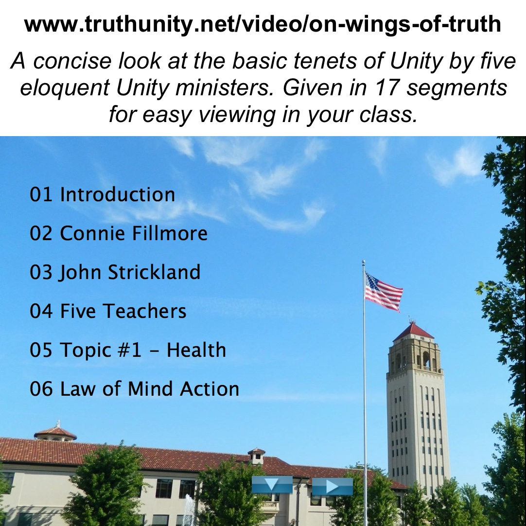 On Wings Of Truth (Video)   TruthUnity
