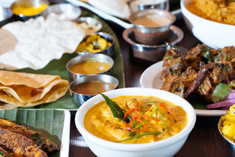Amma S South Indian Cuisine Caviar