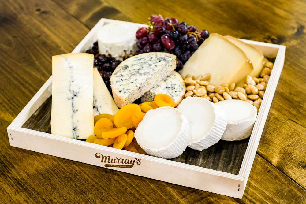 & French Cheese Platter