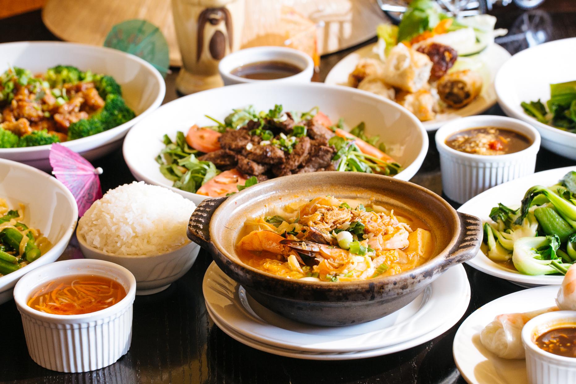 Vietnam Restaurant Chinatown Caviar