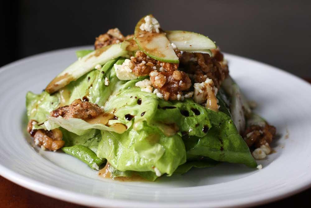 Caviar | Boston Bibb and Bleu Cheese Salad