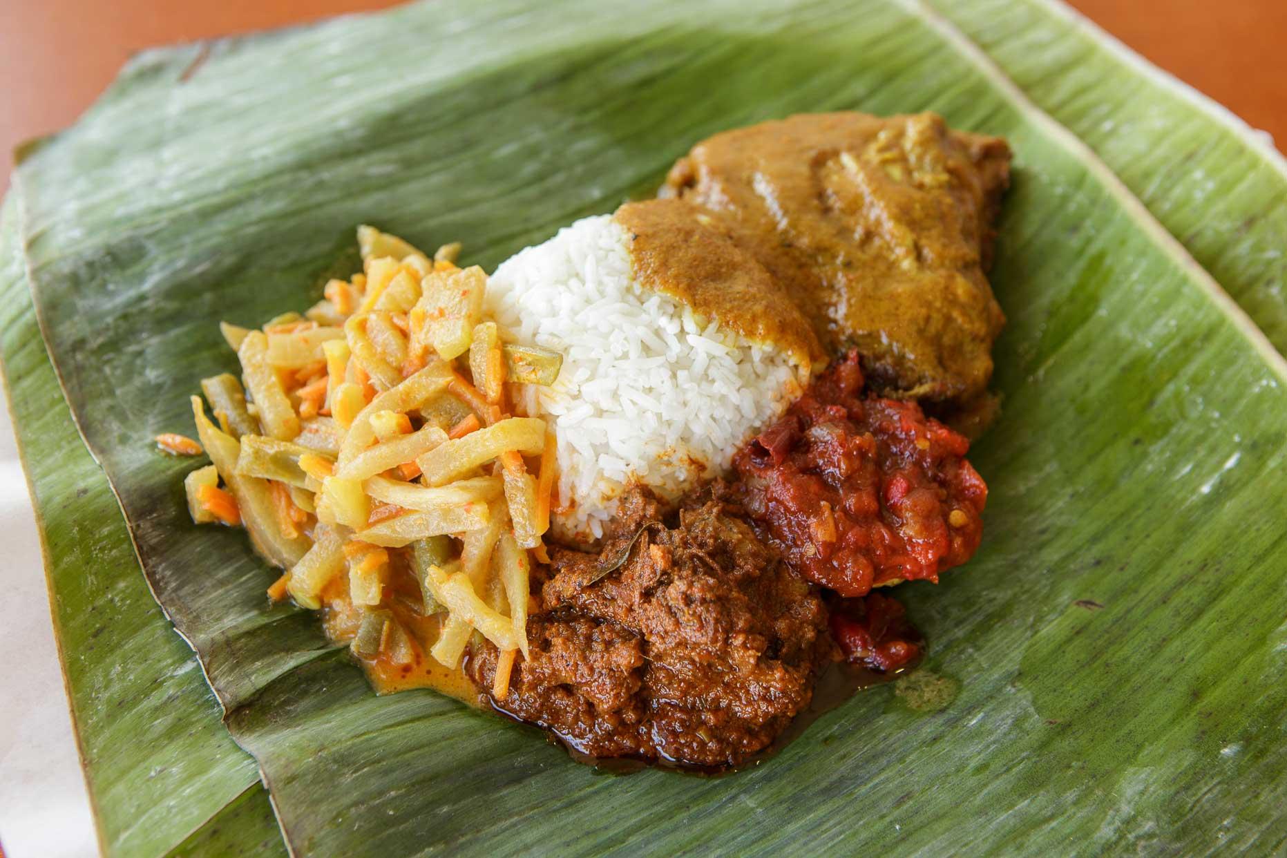 Best Indonesian Food In Los Angeles