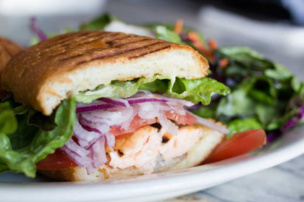 grilled salmon sandwich with grilled salmon sandwich grilled salmon ...