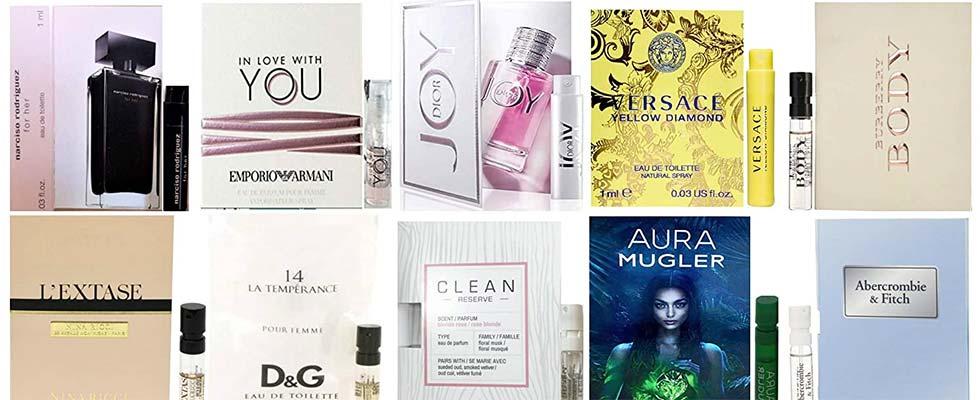 8 Simple Ways to Get Free Perfume Samples