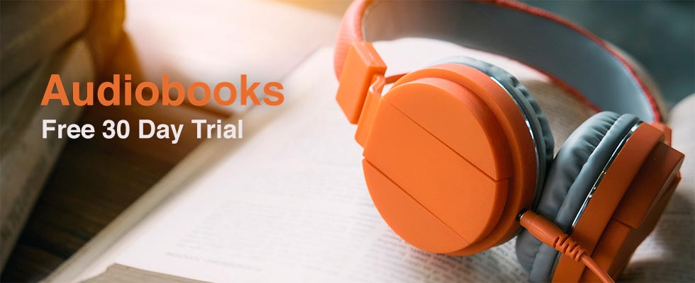 Get a Free 30 Day Trial from Audiobooks - Perfect for Passing Time In Quarantine