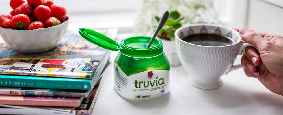 TrySpree Reviews an Amazing Offer from Truvia - Get a Free Sample and a Coupon