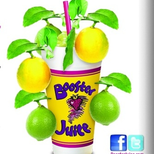 Free Smoothie At Booster Juice On Your Birthday