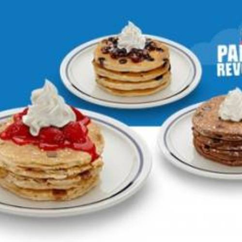 Free Birthday Meals At IHOP