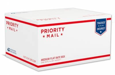 Free Shipping Boxes from USPS