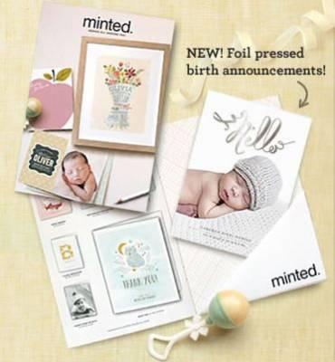 sample birth announcements
