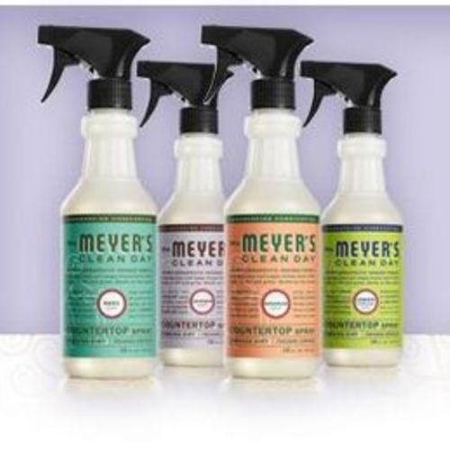 Cleaning Product Samples