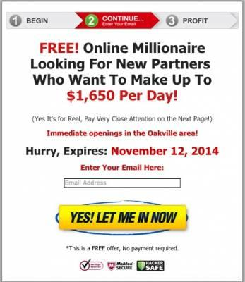 get a new partner