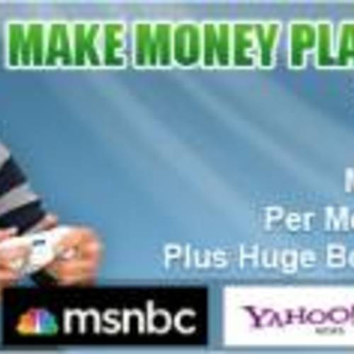 make money online by playing games for free