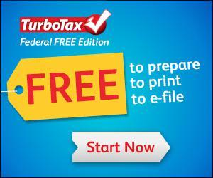 Turbo Tax Free Edition – Free Tax Preparation