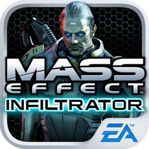 Free Mass Effect Infiltrator iPhone and iPad Game