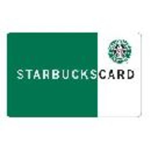 Tryspree 5 Starbucks Gift Card