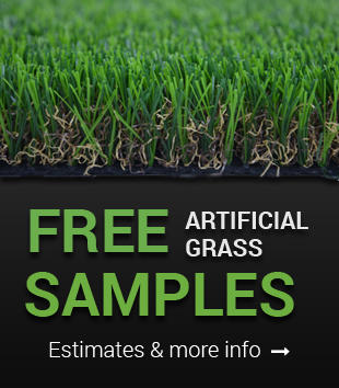 Tryspree - Forest Grass Turf Sample