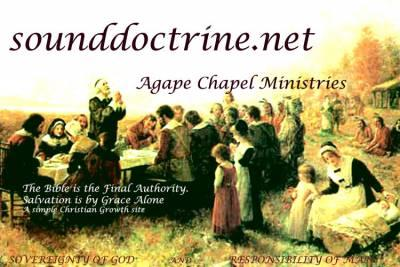 Religious Sermon CDs From Agape Chapel Ministries