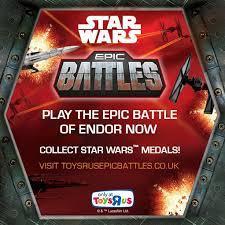 Free Battle of Endor Medal