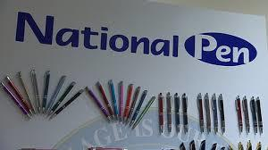 Tryspree - Free personalized samples from National Pen Company