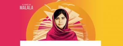Free Malala DVD