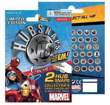 Free Marvel Hubsnaps