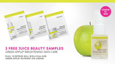 Juice beauty samples